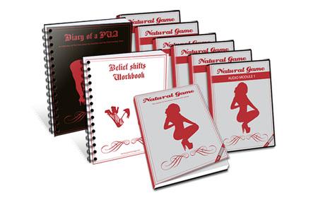 "Ebook Auto-Didatta ""PUA Home Study System"""